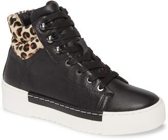 Cecelia New York Silow Platform Lace-Up Sneaker