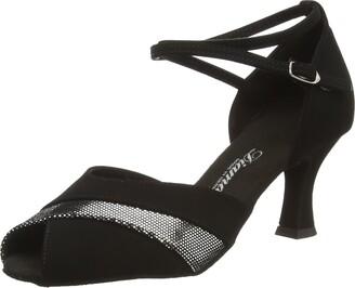 Diamant Womens Diamant Damen Latein Tanzschuhe Ballroom Dance Shoes