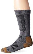 Carhartt Men's Comfort Stretch Steel Toe Socks