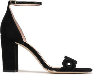 Kate Spade Orson Laser-cut Suede Sandals