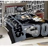 Oakland Raiders NFL and Disney Mickey Mouse Comforter Set Twin