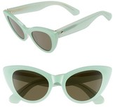 Kate Spade 'deandra' 50mm Cat Eye Sunglasses