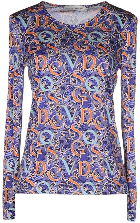 Mary Katrantzou T-shirts - Item 37900925