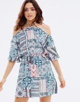 MinkPink Capri Halter Dress
