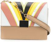 Emilio Pucci chain strap shoulder bag
