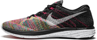 Nike Womens Flyknit Lunar3 Shoes - Size 10W