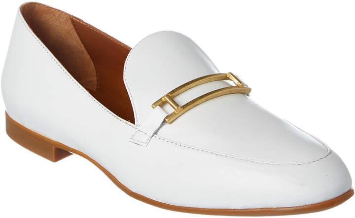 Aquatalia Emelia Waterproof Leather Loafer