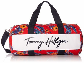 Tommy Hilfiger Men's THD Ramon Duffle Bag