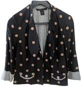 Marc Jacobs Black Silk Jackets