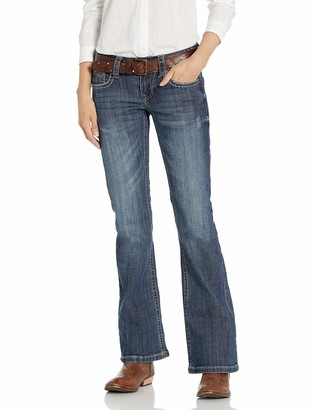 Stetson Women's Ladies Jean 816 Fit Classic Boot Cut