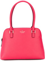 Kate Spade tassel detail structured tote