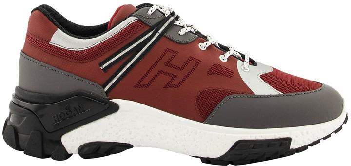 Hogan Urban Trek Sneakers - ShopStyle