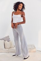 Out From Under Aubree Wide-Leg Cinched Waist Sweatpant