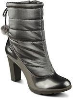 Anne Klein Xhale Round Toe Boots