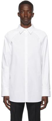 Valentino White Bolero Shirt