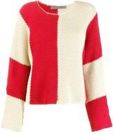 Raquel Allegra bold stripe jumper