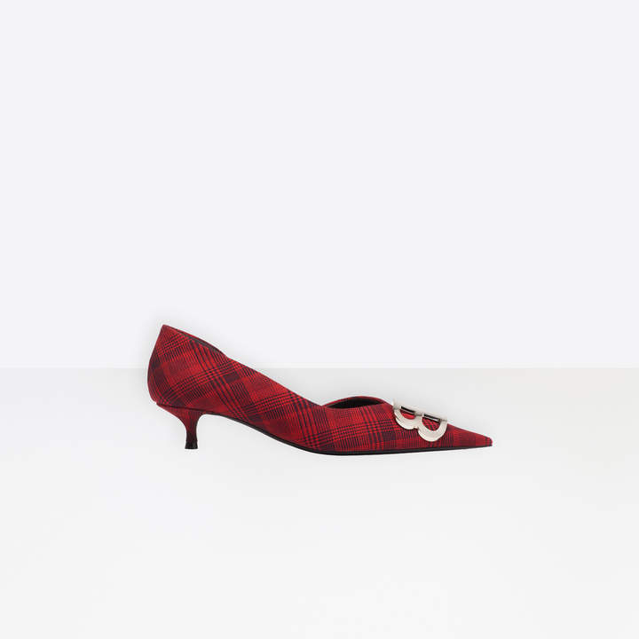 3be4cf1caa Red Metallic Pumps - ShopStyle