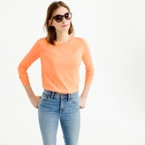 J.Crew Summerweight sweater in neon