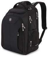 """Swiss Gear SwissGear 17"""" ScanSmart TSA Laptop Business Backpack - Black"""