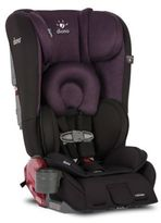 Diono Rainier Convertible and Booster Car Seat in Black Plum