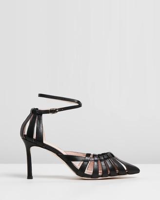 Atmos & Here Chelsea Leather Heels