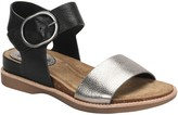 Sofft Leather Walking Sandals - Bali