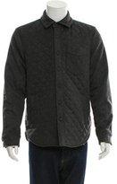 Rag & Bone Virgin Wool Fletcher Shirt Jacket w/ Tags