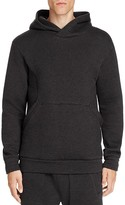 Helmut Lang Infiltrated Fleece Pullover Hoodie