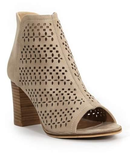251fc092cc74 Block Heel Peep Toe Shoes - ShopStyle