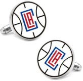 Cufflinks Inc. Cufflinks, Inc. 'Los Angeles Clippers' Cuff Links