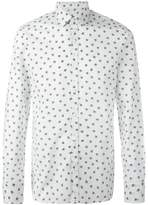 Lanvin 'Pool Spider' print shirt