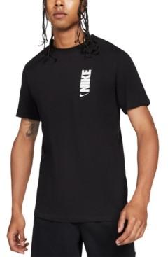 Nike Men's Dri-fit Extra Bold Logo T-Shirt