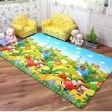 Nickelodeon Dwinguler Kid's Playmat in Safari Rug