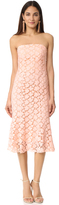 Shoshanna Franklin Midi Dress