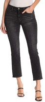 Joe's Jeans Mid Rise Straight Ankle Crop Jeans