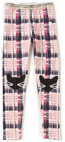 Jessica Simpson Big Girls 7-16 Surry Plaid Leggings