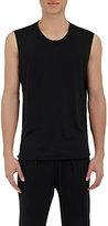 Raquel Allegra Men's Muscle T-Shirt-BLACK