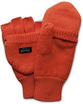 Asstd National Brand QuietWear Knit Flip-Top Gloves