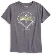 Under Armour Toddler Boy's Baseball Diamond Heatgear T-Shirt