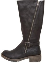 Rocket Dog Womens Tanker Graham Boots Black