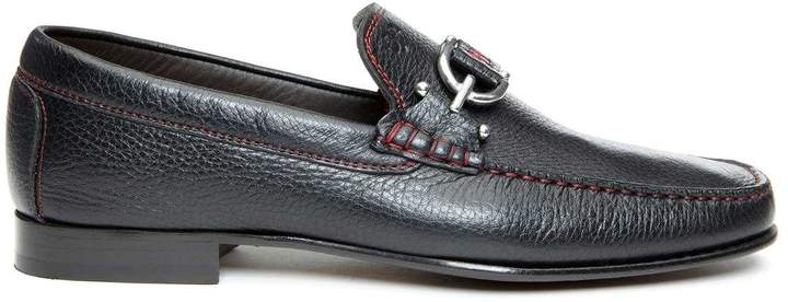 Donald J Pliner DACIO2, Buckskin Leather Loafer