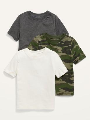 Old Navy 3-Pack Short-Sleeve Tee for Toddler Boys
