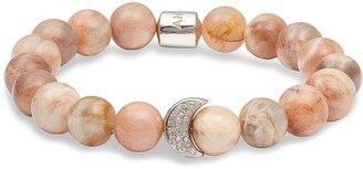 Anzie Boheme Moon Beaded Bracelet