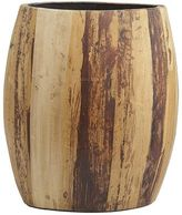 Pier 1 Imports Banana Bark - Covered Vase