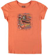Converse 67V Short Sleeve T Shirt Junior Girls