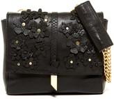 Foley + Corinna Dahlia Leather Crossbody Bag
