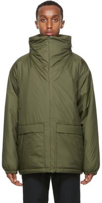 Nanamica Green Insulated Coat