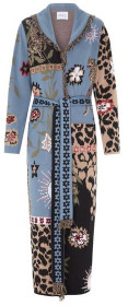Hayley Menzies Enchanted Leopard Cotton Duster - XS