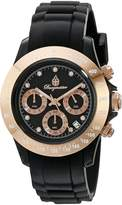 Burgmeister Women's BM514-622B Florida Analog Chronograph Watch