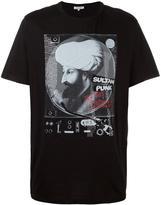 Les Benjamins sultan print T-shirt